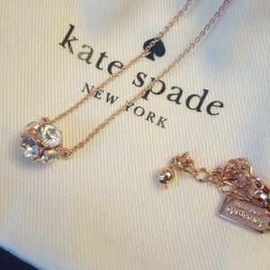 Kate Spade Disco Ball Necklace
